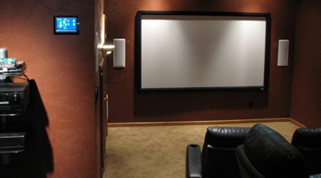 spokane home theater demo room