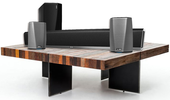 denon heos wireless package products