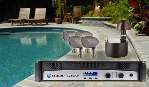 paradigm backyard audio package