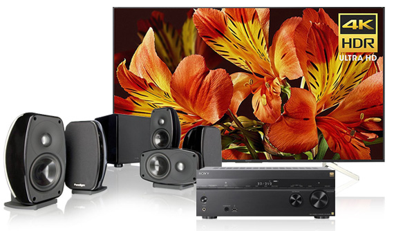 sony home theater package products